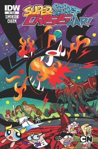 Cartoon Network: Super Secret Crisis War! #6