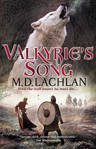 Valkyrie's Song  (The Wolfsangel Cycle, #4)