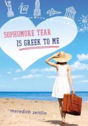 Sophomore Year Is Greek to Me Pdf Book