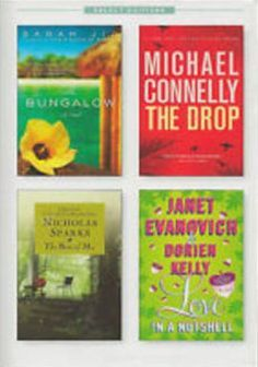 Reader's Digest Select Editions, Volume 322, 2012 #4: The Bungalow / The Drop / The Best of Me / Love in a Nutshell