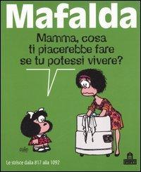 Mafalda. Le strisce dalla 817 alla 1092