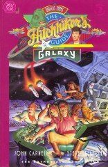 Douglas Adams' The Hitchhiker's Guide to the Galaxy, Book 2 of 3 (The Hitchhiker's Guide to the Galaxy #1)
