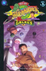 Douglas Adams' The Hitchhiker's Guide to the Galaxy, Book 3 of 3 (The Hitchhiker's Guide to the Galaxy #1)