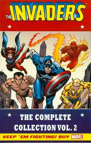 Invaders Classic: The Complete Collection, Volume 2