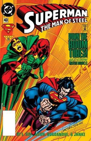 Superman: The Man of Steel (1991-2003) #43