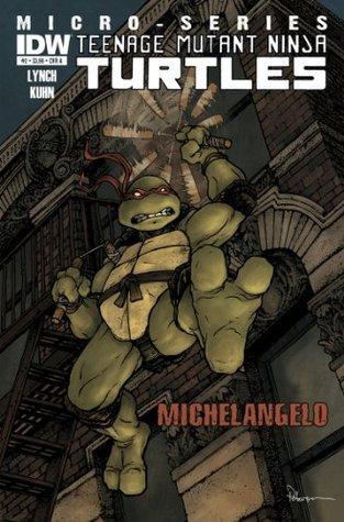 Teenage Mutant Ninja Turtles Micro Series #2: Michelangelo