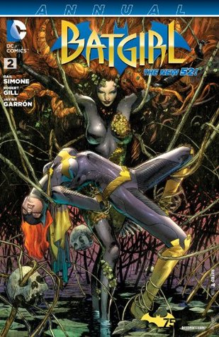 Batgirl Annual #2 (The New 52 Batgirl Annual #2)