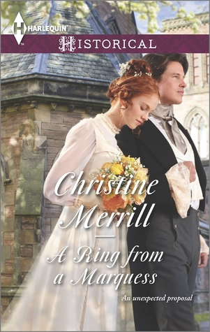 A Ring from a Marquess (The De Bryun Sisters #2)