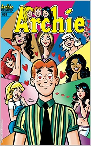 Archie #658: Archie in Dating Drama