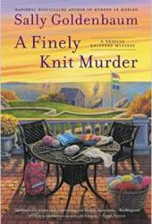 A Finely Knit Murder (Seaside Knitters Mystery, #9) Book Pdf