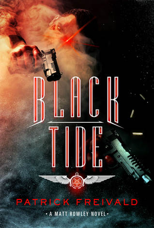 Black Tide (Matt Rowley, #2)