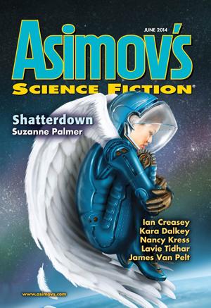 Asimov's Science Fiction, June 2014