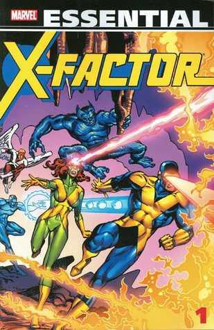 Essential X-Factor, Vol. 1