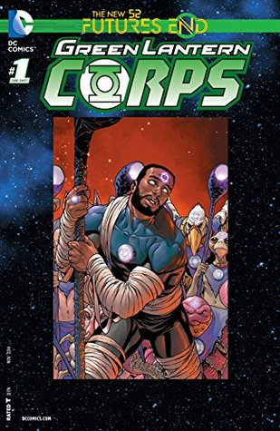 Green Lantern Corps: Futures End #1