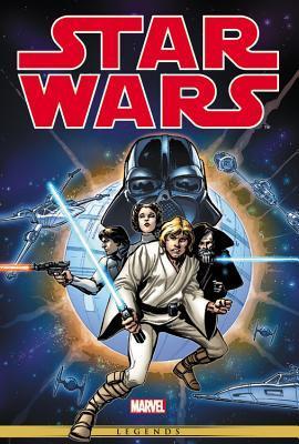 Star Wars: The Original Marvel Years Omnibus, Vol. 1