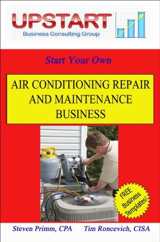 Air Conditioning Repair and Maintenance Business