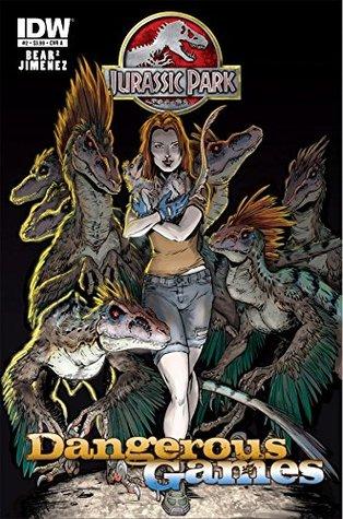 Jurassic Park: Dangerous Games #2 (of 5)