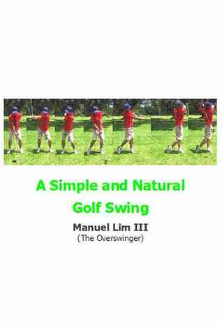 A Simple and Natural Golf Swing