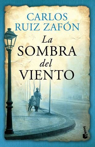 La Sombra del Viento Book Cover