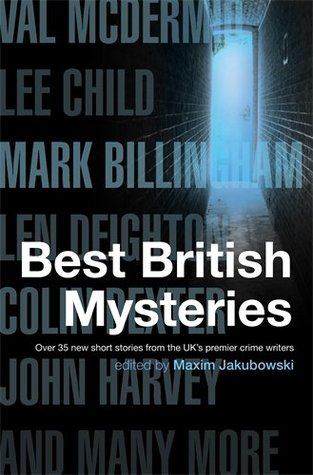 The Mammoth Book of Best British Mysteries (Mammoth Books 290)