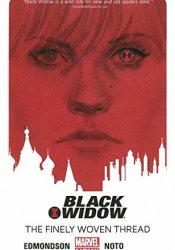 Black Widow, Volume 1: The Finely Woven Thread Pdf Book