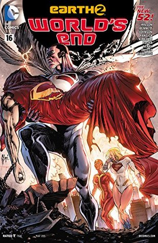 Earth 2: World's End #16