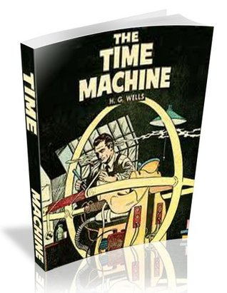 The Time Machine [illustrated]