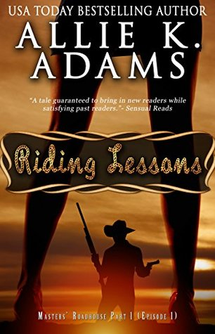 Riding Lessons (The Roadhouse Book 1)