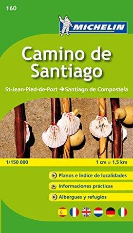 Michelin Guide to Camino de Santiago