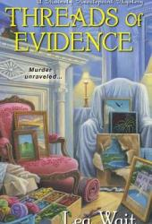 Threads of Evidence (Mainely Needlepoint, #2) Book Pdf