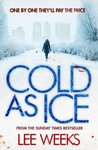 Cold as Ice (DC Ebony Willis, #2)