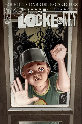 Locke and Key: Crown of Shadows #4