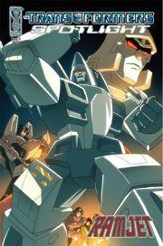 The Transformers: Spotlight - Ramjet