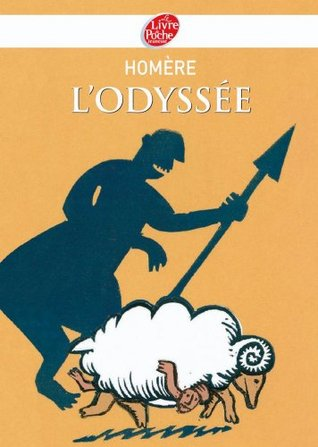 L'Odyssée - Texte abrégé (Classique t. 1110)