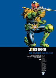Judge Dredd: The Complete Case Files Vol.24