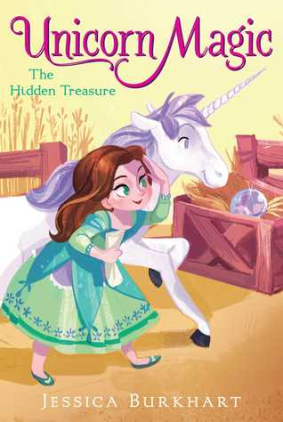 The Hidden Treasure (Unicorn Magic, #4)