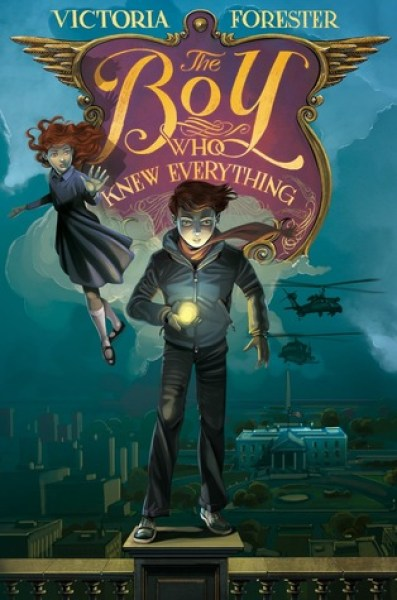 The Boy Who Knew Everything-Victoria Forester