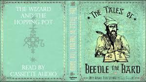 The Tales of Beedle the Bard : Structured Audiobook