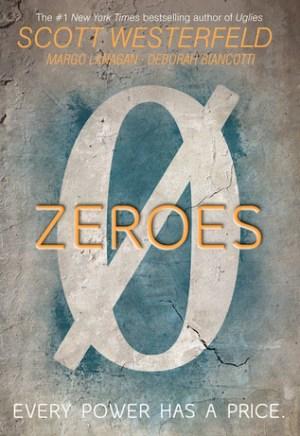 #Printcess review of Zeroes by Scott Westerfeld, Margo Lanagan, and Deborah Biancotti