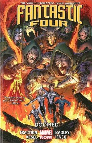 Fantastic Four, Volume 3: Doomed