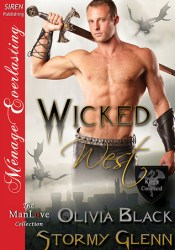 Wicked West (King's Command, #4) Pdf Book