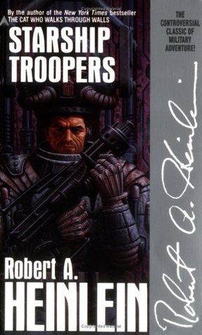 Starship Troopers Book Cover
