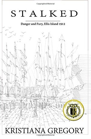 Stalked: Danger and Fury, Ellis Island 1912 by Kristiana