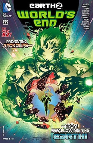 Earth 2: World's End #22