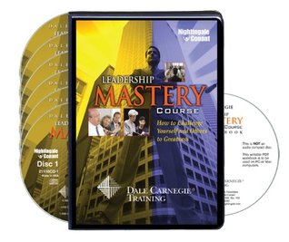 The Dale Carnegie Leadership Mastery Course:(6 Compact Discs/12-Week Leadership Mastery Plan)
