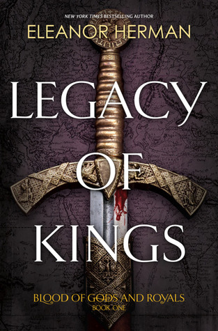 Image result for legacy of kings goodreads