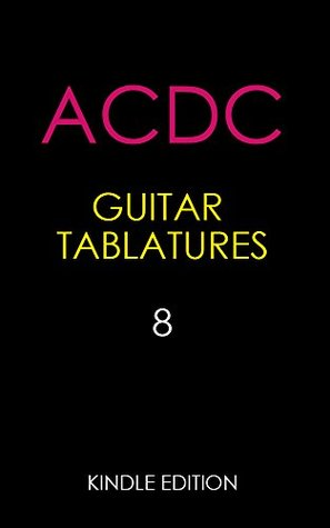 ACDC Guitar Tablatures Vol.8