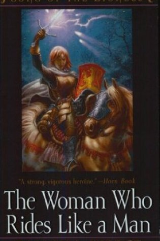 The Woman Who Rides Like a Man (Song of the Lioness, #3) Book Pdf ePub