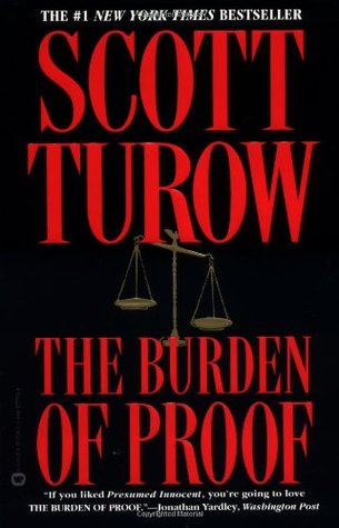 The Burden of Proof (Kindle County Legal Thriller #2)