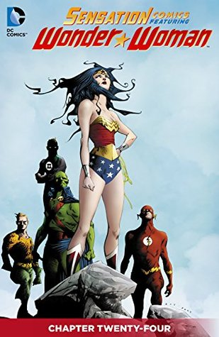 Sensation Comics Featuring Wonder Woman #24
